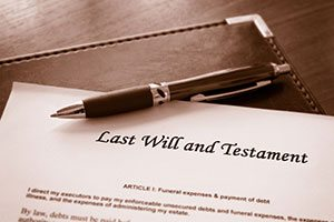 Wills, Estates, Trusts and Guardianship
